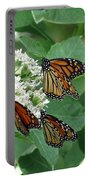 Monarch Butterfly 63 Portable Battery Charger