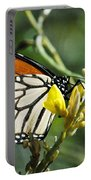 Monarch Feeding Portable Battery Charger