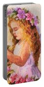 Monet Silked Angel Portable Battery Charger