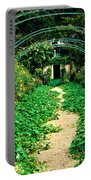 Monet's Gardens At Giverny Portable Battery Charger