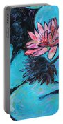Monet's Lily Pond IIi Portable Battery Charger