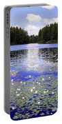 Monet's Prelude Portable Battery Charger