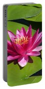 Monet's Waterlily Portable Battery Charger