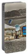 Mongolian Yurts Portable Battery Charger