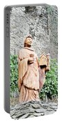 Monk Of St Goar Portable Battery Charger
