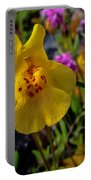 Monkey Flower Portable Battery Charger