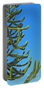 Monkey Puzzle Tree Portable Battery Charger