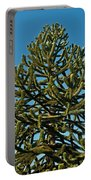 Monkey Puzzle Tree E Portable Battery Charger