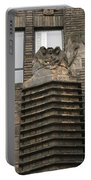 Monkeys And Elephant Amsterdam Portable Battery Charger
