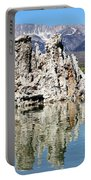 Mono Lake And Sierra Mtns Portable Battery Charger