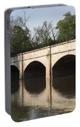 Monocacy Aqueduct On The C And O Canal In Maryland Portable Battery Charger