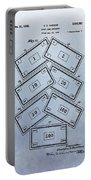 Monopoly Money Patent Portable Battery Charger by Dan Sproul
