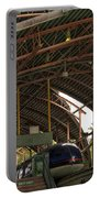 Monorail Depot Disneyland 01 Portable Battery Charger