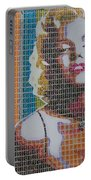 Monroe In Stamps Portable Battery Charger