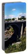 Monroe Street Bridge - Spokane Portable Battery Charger