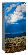 Monsoons In July Portable Battery Charger