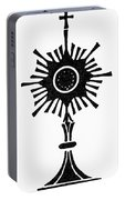 Monstrance Portable Battery Charger