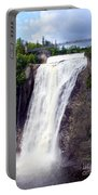 Mont Morency Falls Portable Battery Charger