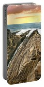 Montana De Oro Shore Portable Battery Charger