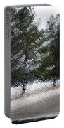Montana Weather Report Portable Battery Charger