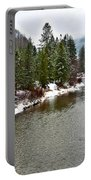 Montana Winter Portable Battery Charger