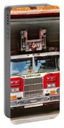 Montclair Fire Truck Portable Battery Charger