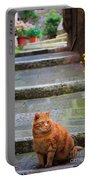 Montepulciano Cat Portable Battery Charger