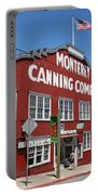 Monterey Cannery Row California 5d25045 Portable Battery Charger