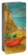 Monterosso On Riviera Di Levante Portable Battery Charger