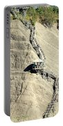 Montmorency Falls Stairway Portable Battery Charger