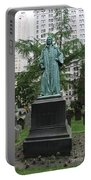 Monument John Watts Trinity Churchyard New York Portable Battery Charger