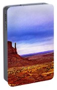 Monument Valley Navajo National Tribal Park Portable Battery Charger
