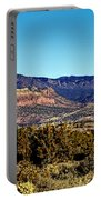 Monument Valley Region-arizona Portable Battery Charger