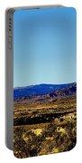 Monument Valley Region-arizona V2 Portable Battery Charger