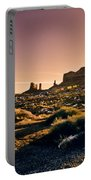 Monument Valley -utah V7 Portable Battery Charger