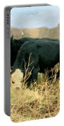 Moo Cow Munch Portable Battery Charger