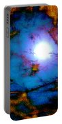 Moods Of The Moon Portable Battery Charger