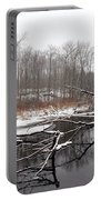 Winter's Moods Portable Battery Charger