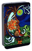 Moon In Tree Portable Battery Charger