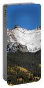 Moon Over Lizard Head Pass Portable Battery Charger