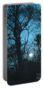 Moon Over Pittsburgh Portable Battery Charger