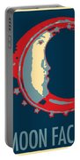 Moon Phase In Hope Portable Battery Charger