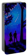 Moonlight Walk Portable Battery Charger
