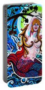 Moonlit Mermaid Portable Battery Charger