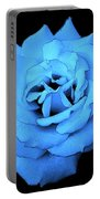 Moonlit Rose Portable Battery Charger