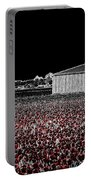 Moonlit Tulips Portable Battery Charger