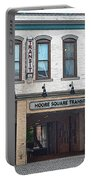 Moore Square Transit Station Portable Battery Charger