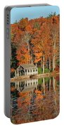 Moore State Park Autumn I Portable Battery Charger