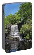Moore State Park Waterfall 3 Portable Battery Charger