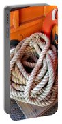 Mooring Line Portable Battery Charger